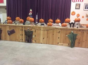 Halloween October 2017